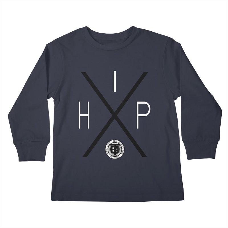 HipHop Kids Longsleeve T-Shirt by 61syx's Artist Shop