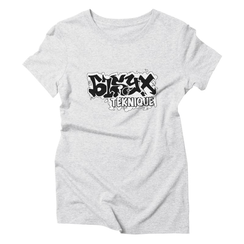 61Syx 2K Women's T-Shirt by 61syx's Artist Shop