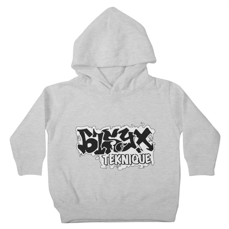 61Syx 2K Kids Toddler Pullover Hoody by 61syx's Artist Shop