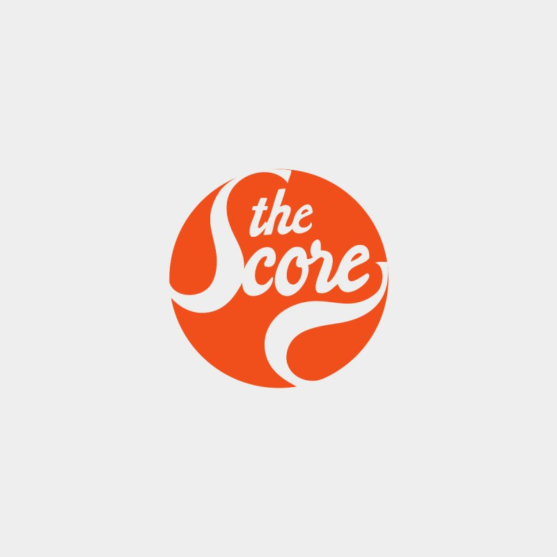 Score Throwback Tee by 670thescore's Artist Shop