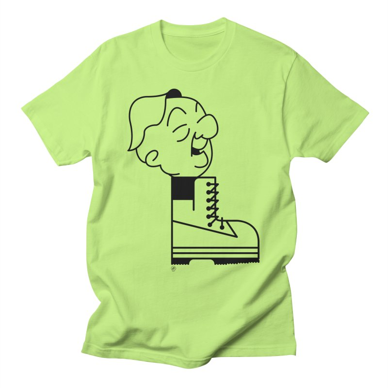 Timberland and Magoo Men's T-Shirt by 691NYC