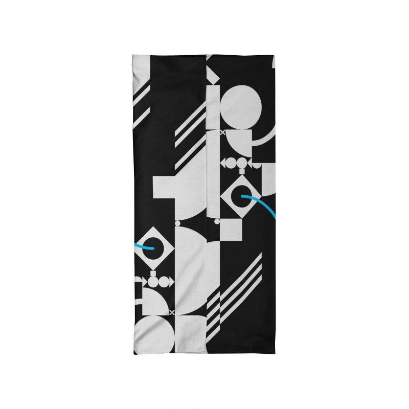 Neo Geo 01 Accessories Neck Gaiter by 691NYC