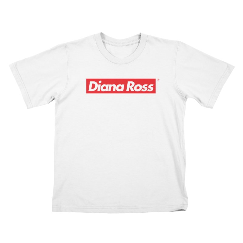 Diana Ross > Supreme Kids T-Shirt by 691NYC