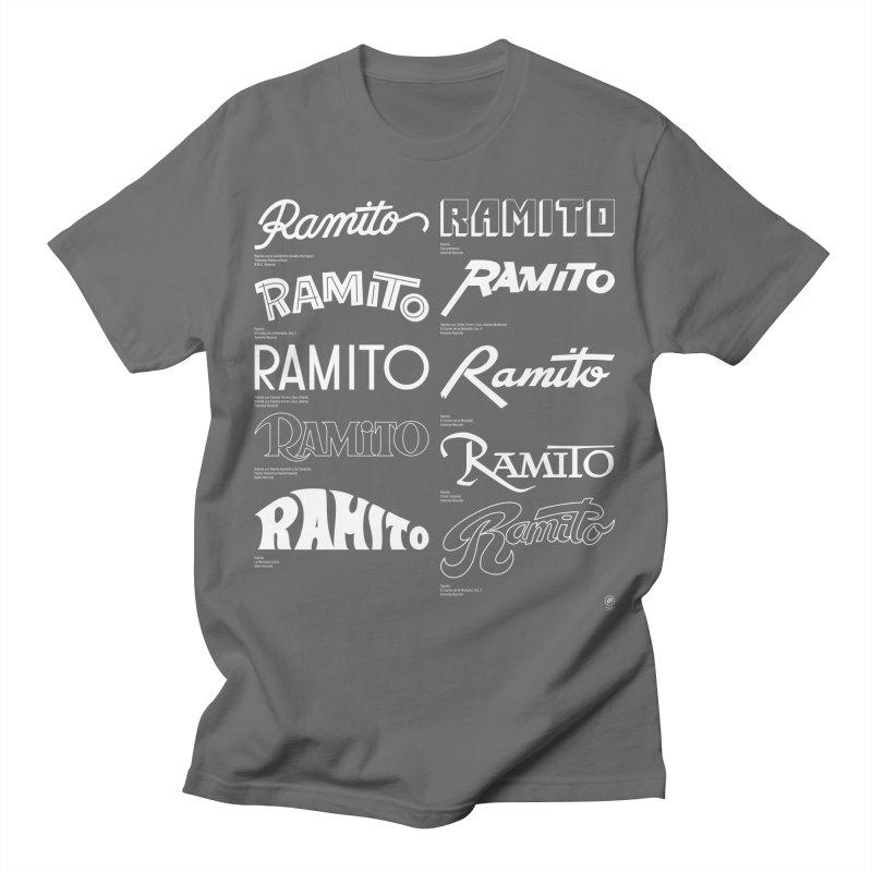 Ramito Men's T-Shirt by 691NYC