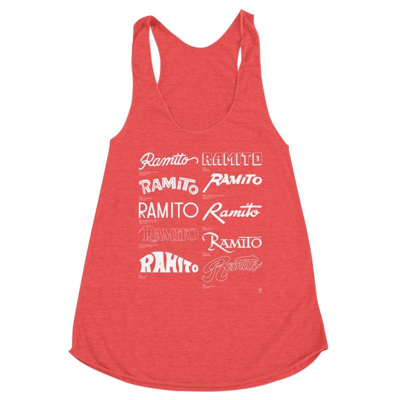 Ramito Women's Tank by 691NYC