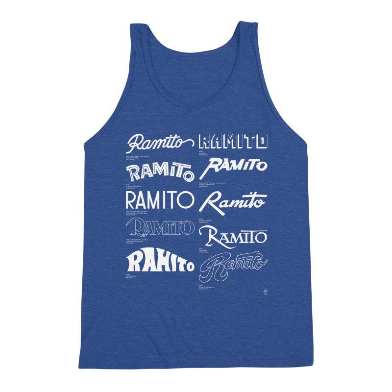 Ramito Men's Tank by 691NYC