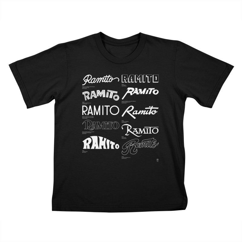 Ramito Kids T-Shirt by 691NYC