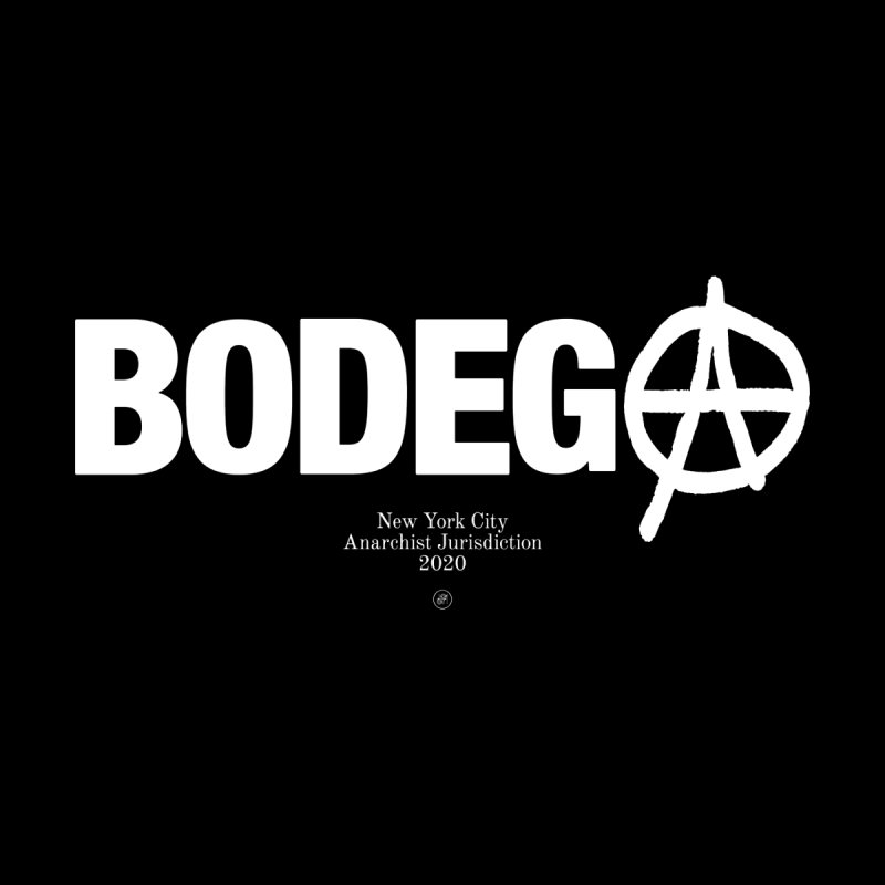 Anarchy at the Bodega Women's Scoop Neck by 691NYC