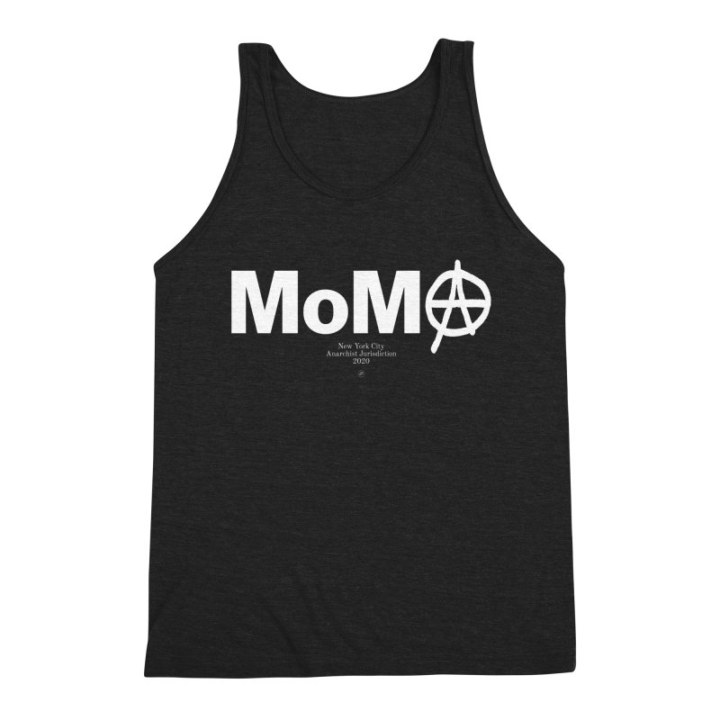 Anarchy at the MoMA Men's Tank by 691NYC