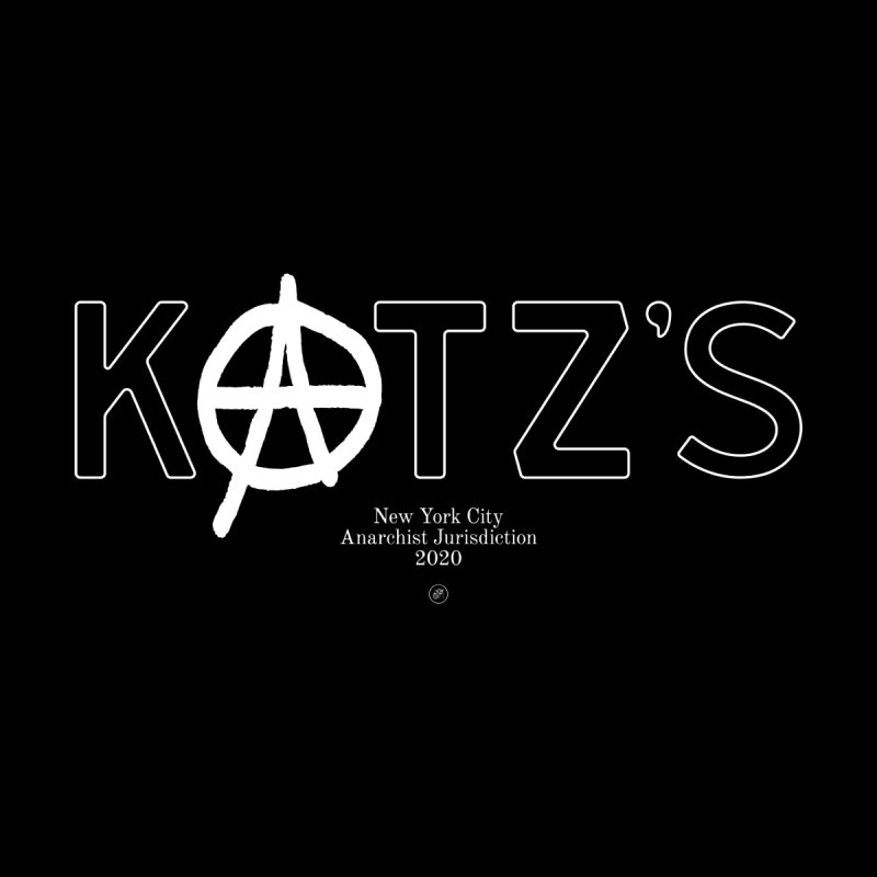 Anarchy at Katz's Men's Tank by 691NYC