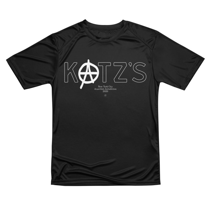 Anarchy at Katz's Women's T-Shirt by 691NYC