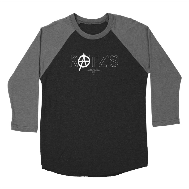 Anarchy at Katz's Women's Longsleeve T-Shirt by 691NYC