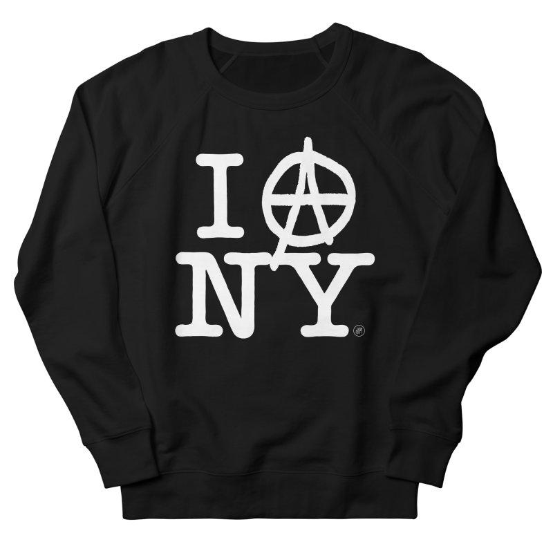I Ⓐ NY (Antifa Version) Women's Sweatshirt by 691NYC