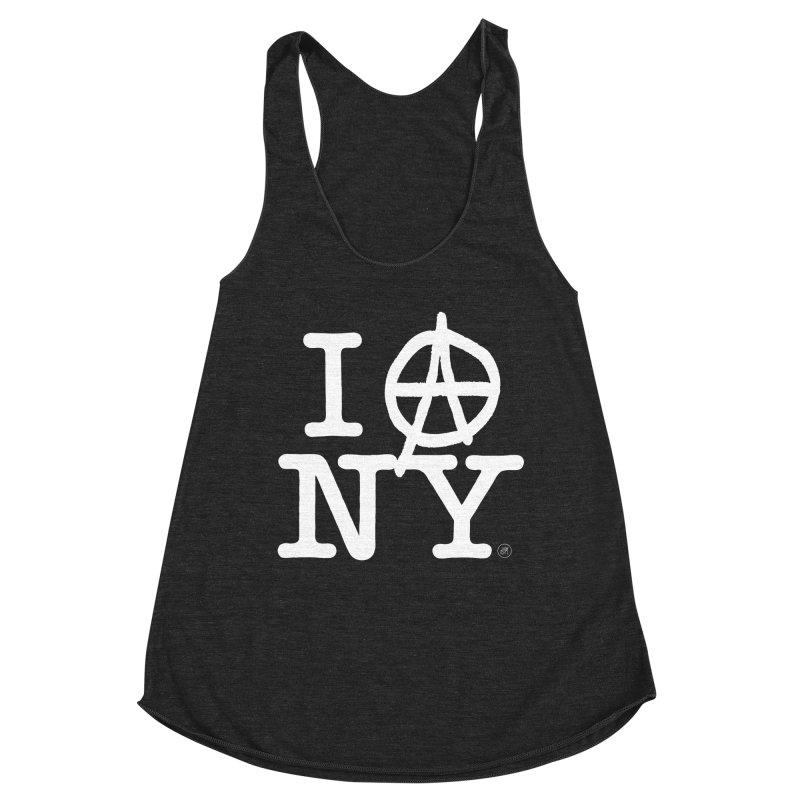 I Ⓐ NY (Antifa Version) Women's Tank by 691NYC