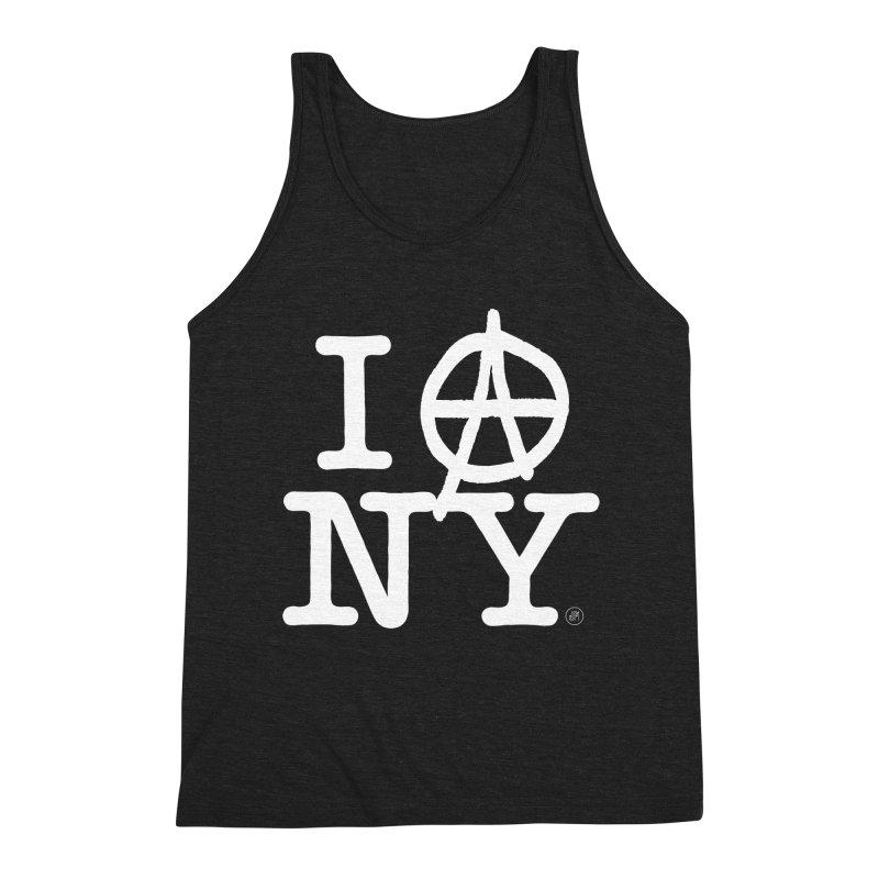 I Ⓐ NY (Antifa Version) Men's Tank by 691NYC