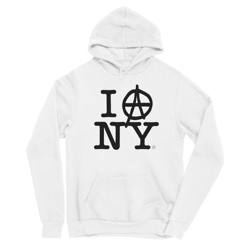 I Ⓐ NY (SJW Version) Men's Pullover Hoody by 691NYC