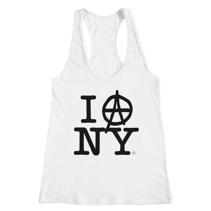 I Ⓐ NY (SJW Version) Women's Tank by 691NYC