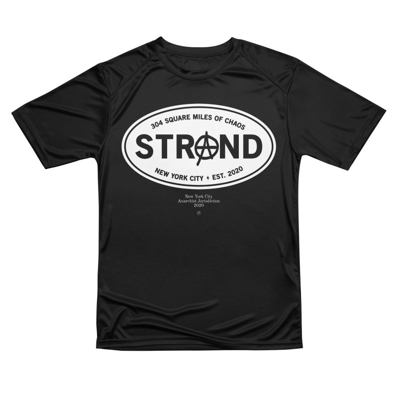 Anarchy at the Strand Men's T-Shirt by 691NYC