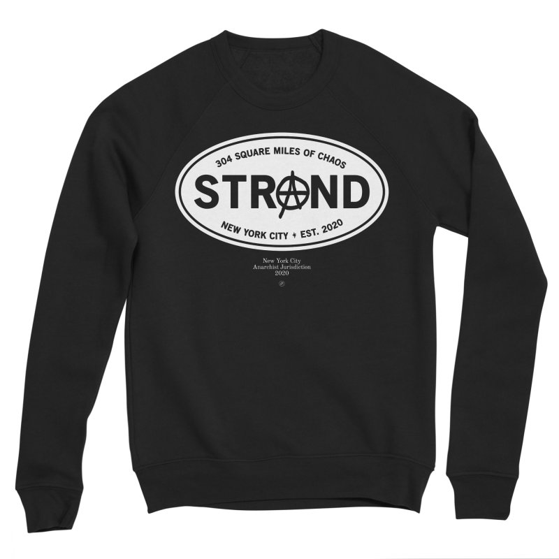 Anarchy at the Strand Women's Sweatshirt by 691NYC