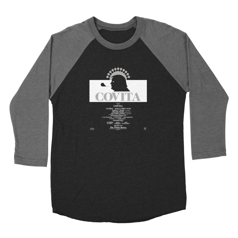 COVITA Women's Longsleeve T-Shirt by 691NYC