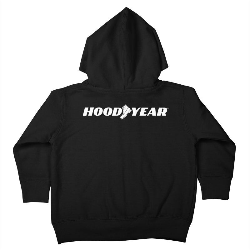 HOODYEAR Kids Toddler Zip-Up Hoody by 691NYC