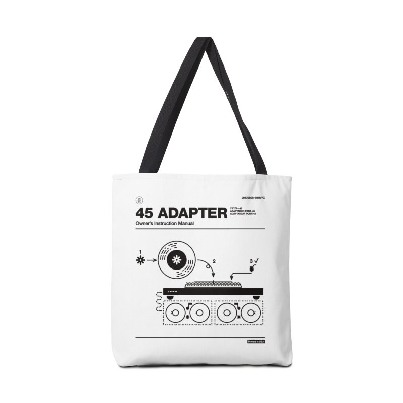 45 Adapter, Ver. 1 Accessories Bag by 691NYC