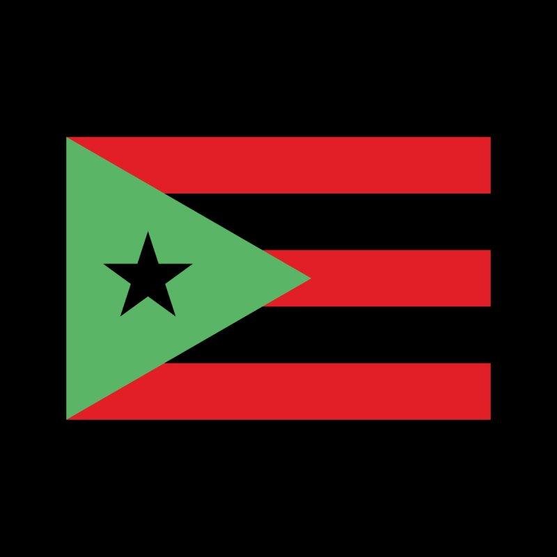 Afroboricua, № 2 Men's T-Shirt by 691NYC