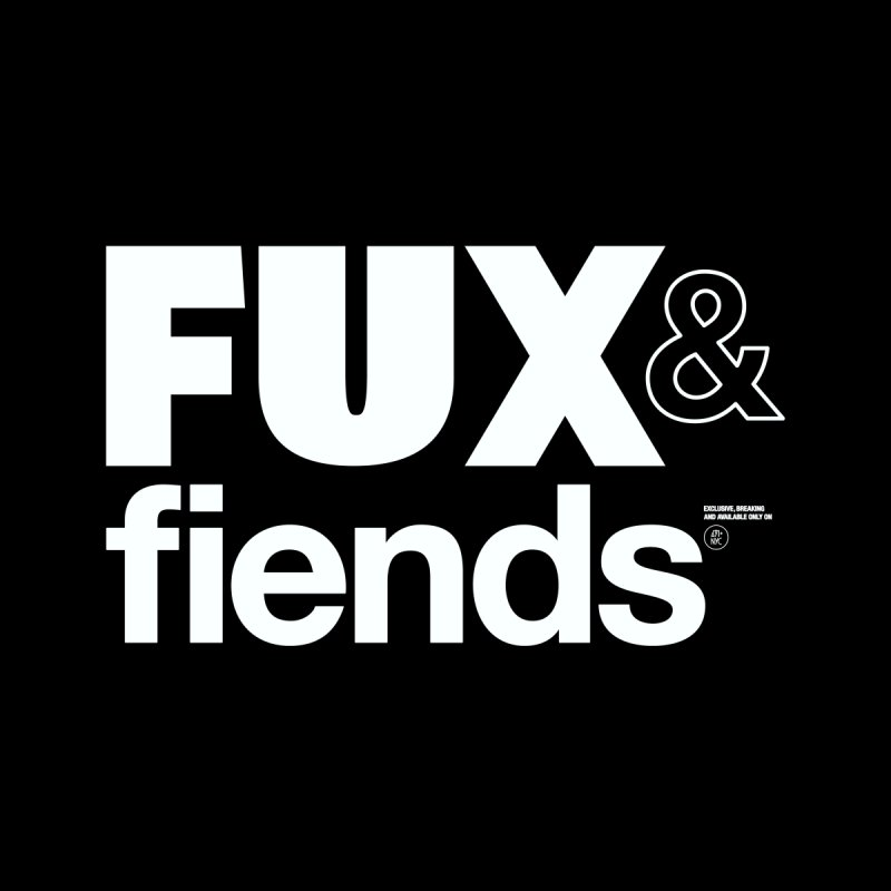 Fux & Fiends, № 2 Men's T-Shirt by 691NYC