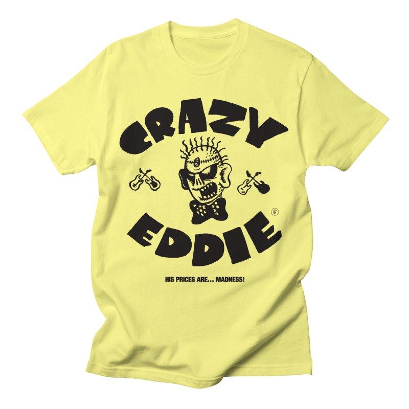 Crazy Eddie, № 1 Men's T-Shirt by 691NYC