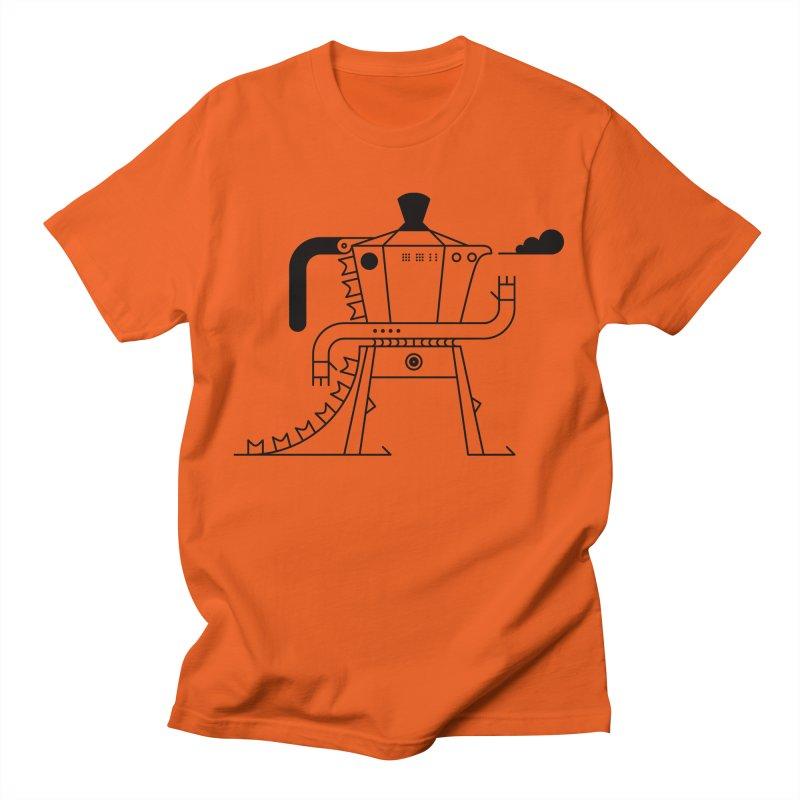 Mokagodzilla! № 1 Men's T-Shirt by 691NYC