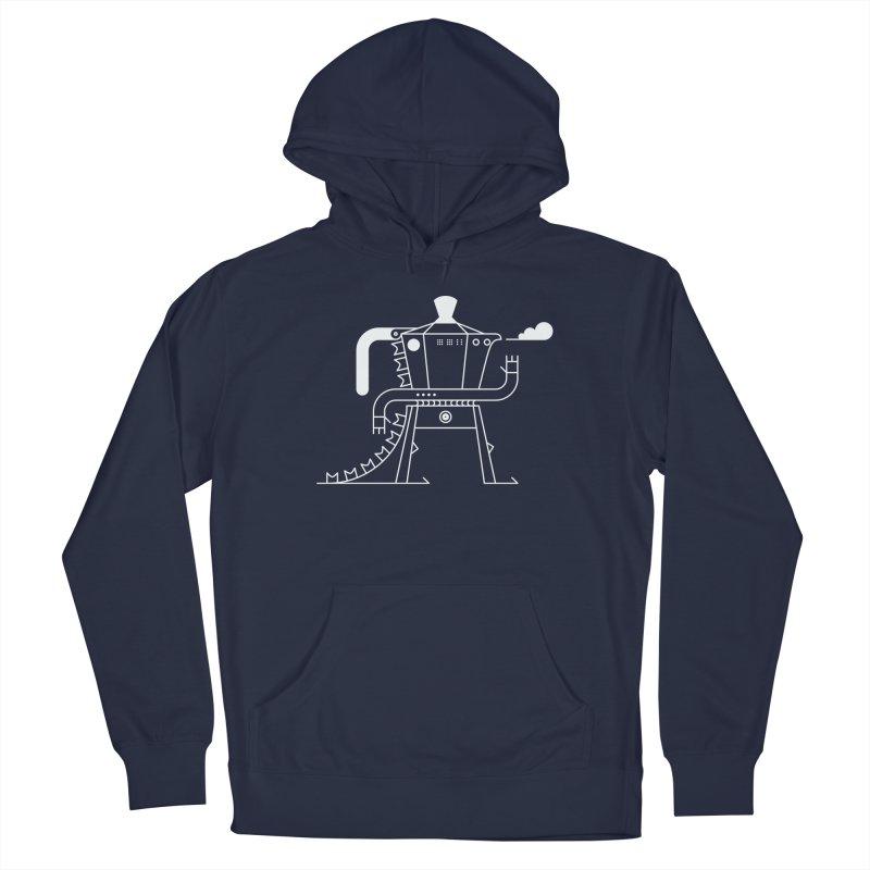 Mokagodzilla! № 2 Men's Pullover Hoody by 691NYC