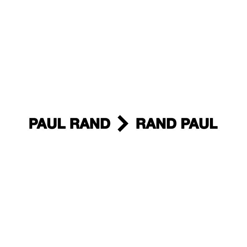 Paul Rand > Rand Paul, № 1 Men's T-Shirt by 691NYC
