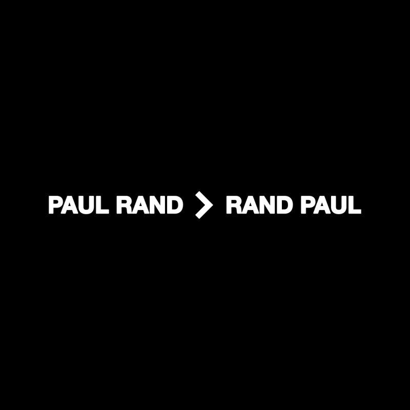 Paul Rand > Rand Paul, № 2 Men's T-Shirt by 691NYC