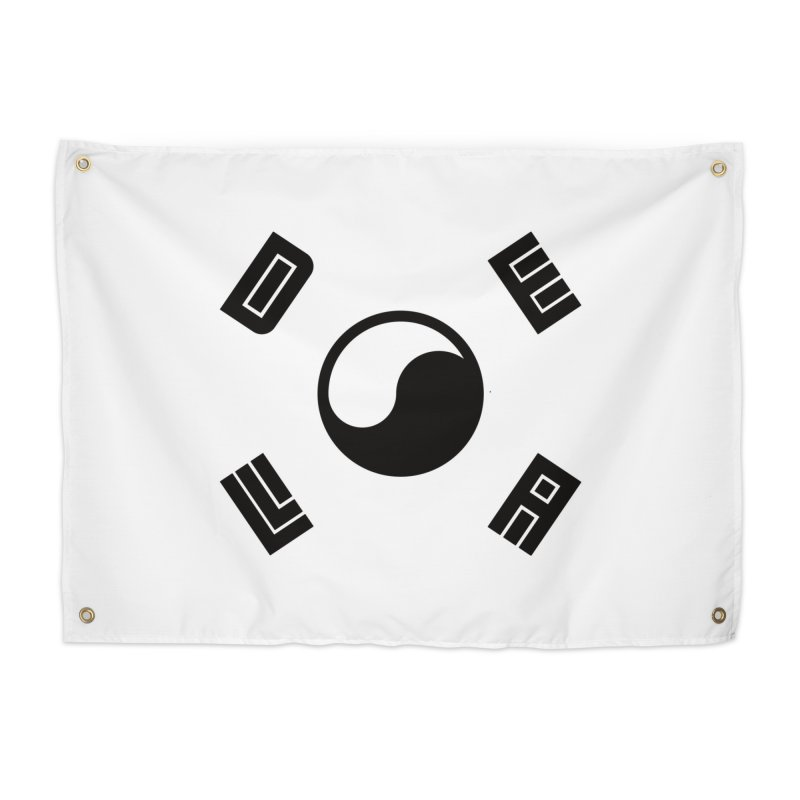 De La Seoul Home Tapestry by 691NYC