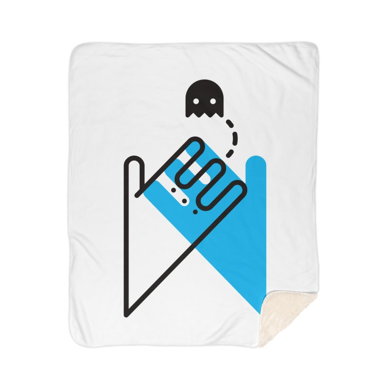 The 1-UP That Got Away, № 1 Home Blanket by 691NYC