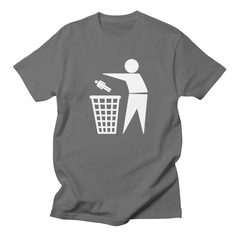Men Are Trash, № 1 Men's T-Shirt by 691NYC