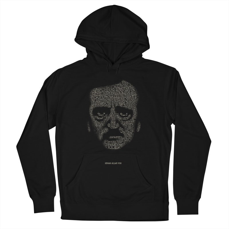 Edgar Allan Poe - A Portrait of Madness Women's Pullover Hoody by 6amcrisis's Artist Shop