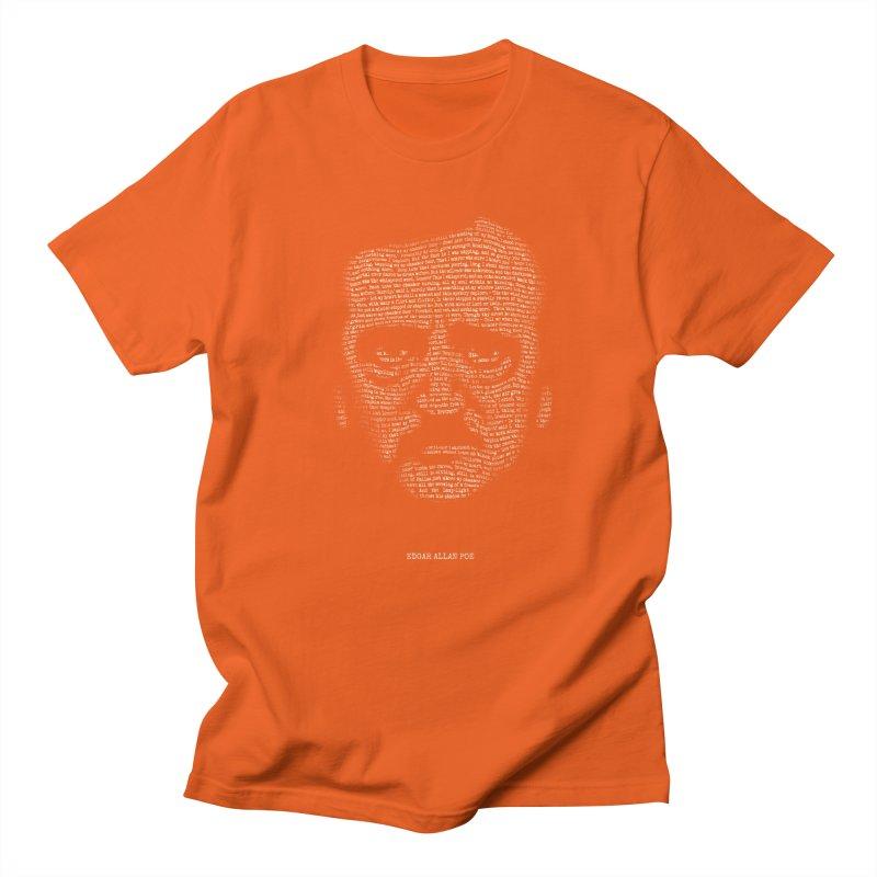 Edgar Allan Poe - A Portrait of Madness Women's Regular Unisex T-Shirt by 6amcrisis's Artist Shop
