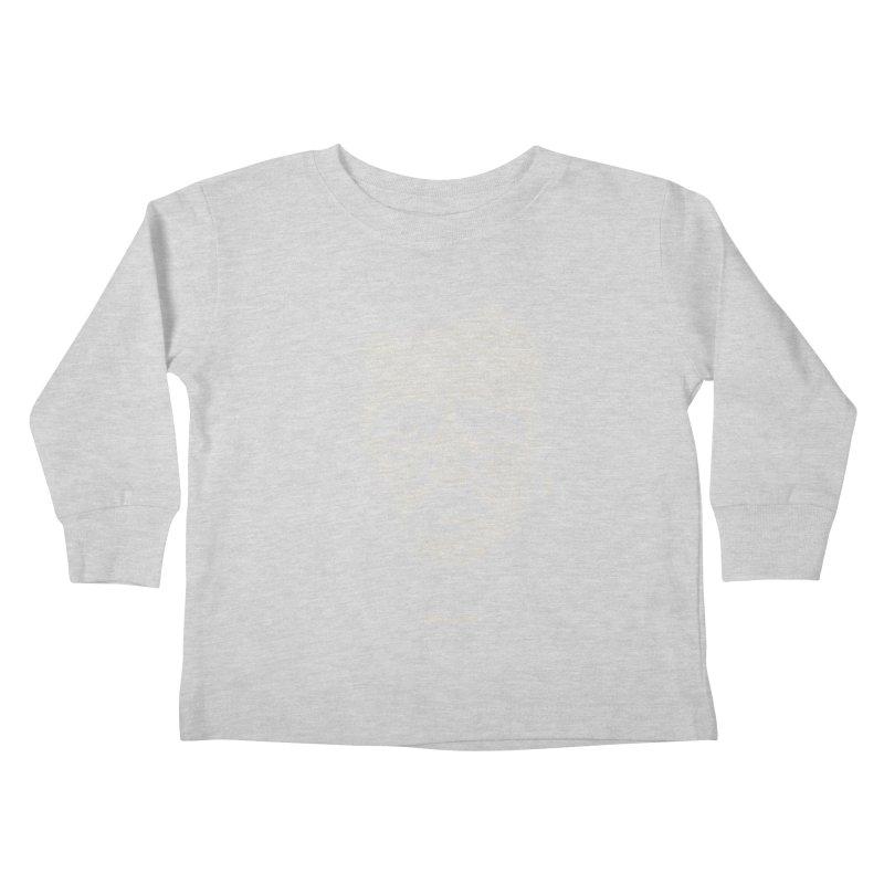 Edgar Allan Poe - A Portrait of Madness Kids Toddler Longsleeve T-Shirt by 6amcrisis's Artist Shop