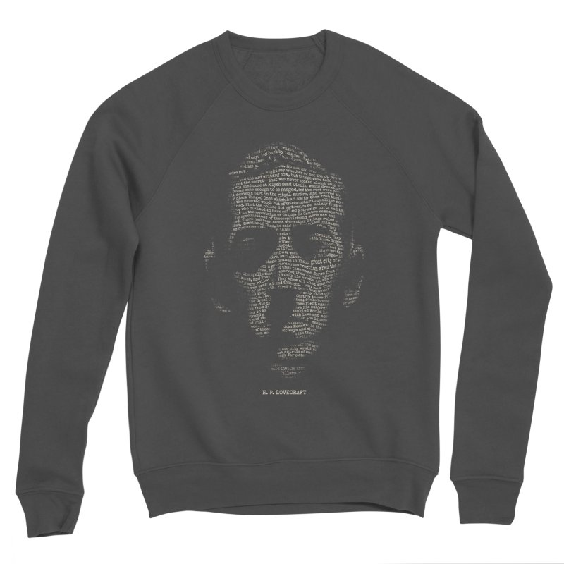 H.P. Lovecraft - Necronomicon Women's Sponge Fleece Sweatshirt by 6amcrisis's Artist Shop