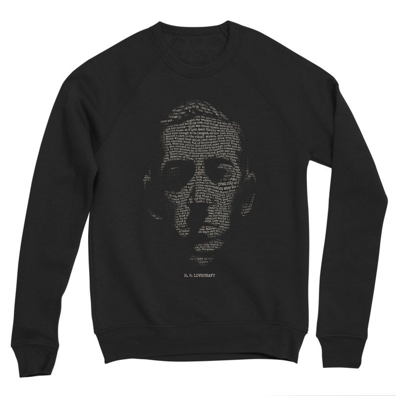 H.P. Lovecraft - Necronomicon Women's Sponge Fleece Sweatshirt by 6amcrisis's Artist Shop