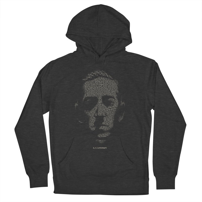 H.P. Lovecraft - Necronomicon Men's Pullover Hoody by 6amcrisis's Artist Shop