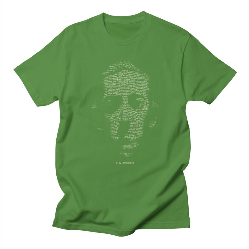 H.P. Lovecraft - Necronomicon Women's Regular Unisex T-Shirt by 6amcrisis's Artist Shop