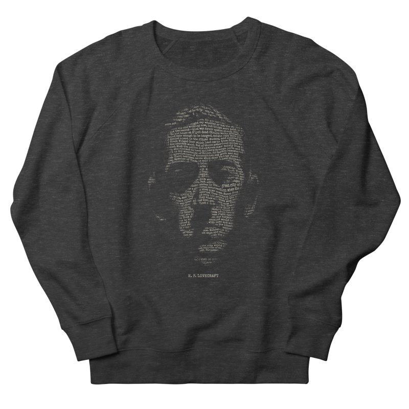 H.P. Lovecraft - Necronomicon Women's French Terry Sweatshirt by 6amcrisis's Artist Shop