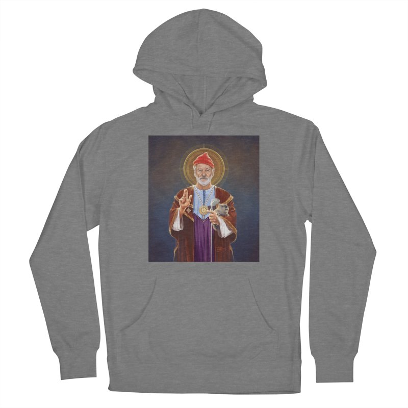 Saint Bill of Murray Women's Pullover Hoody by 6amcrisis's Artist Shop