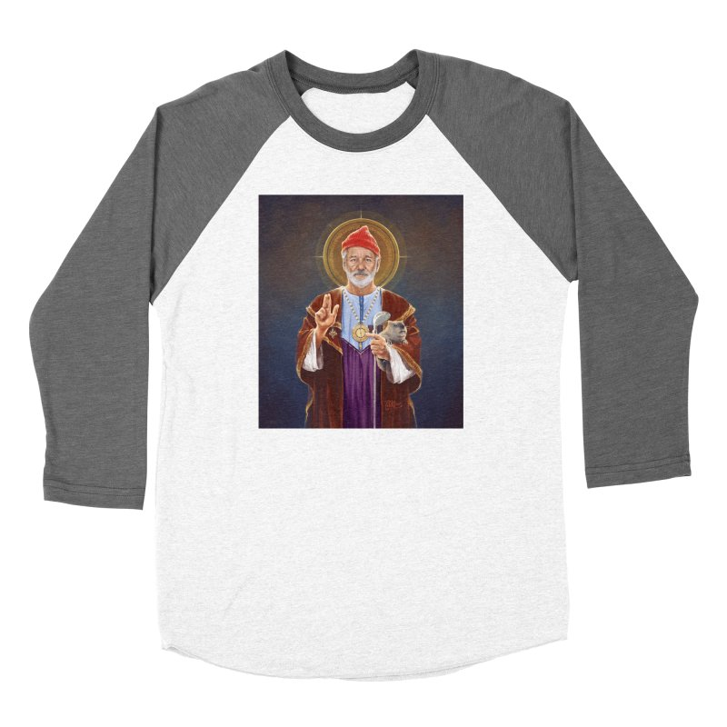 Saint Bill of Murray Women's Longsleeve T-Shirt by 6amcrisis's Artist Shop