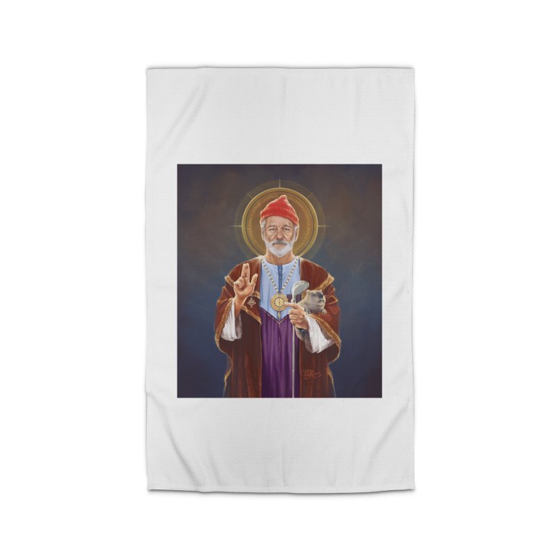 Saint Bill of Murray Home Rug by 6amcrisis's Artist Shop