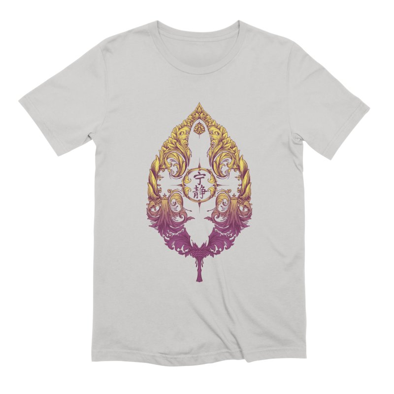 Leaf Victoriana Men's Extra Soft T-Shirt by 6amcrisis's Artist Shop