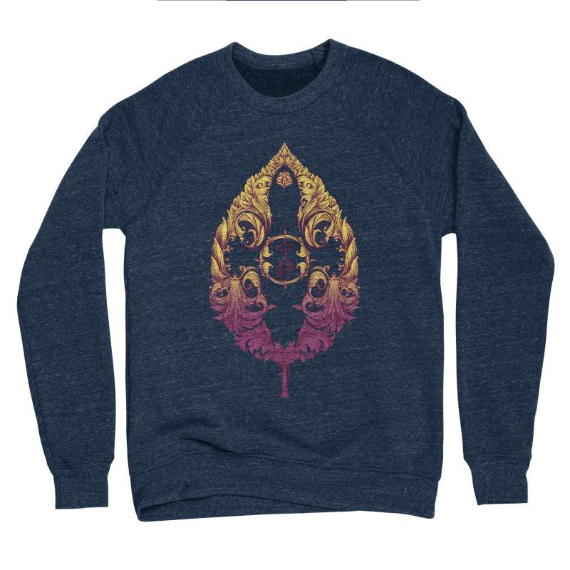 Leaf Victoriana Women's Sponge Fleece Sweatshirt by 6amcrisis's Artist Shop