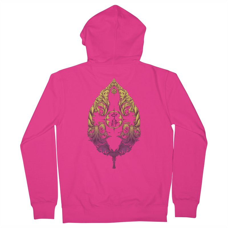 Leaf Victoriana Men's French Terry Zip-Up Hoody by 6amcrisis's Artist Shop
